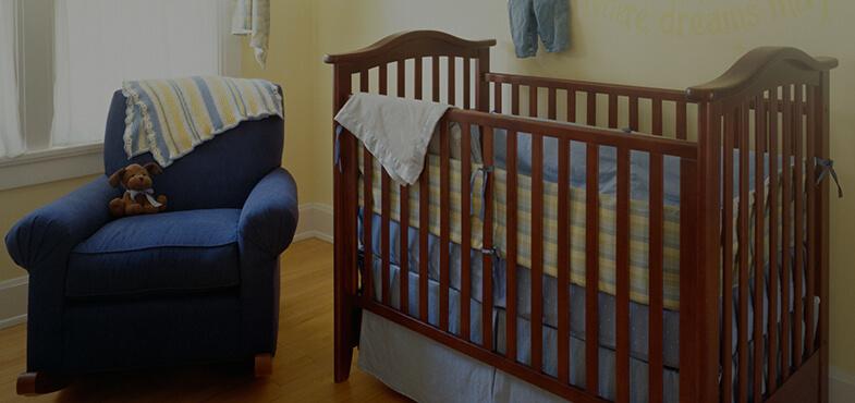 Preparando el cuarto de tu bebé recién nacido | JOHNSON\'S®