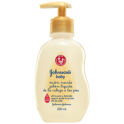 Baño Ninos Recien Nacidos:johnsons-baby-bano-liquido-recien-nacidopng