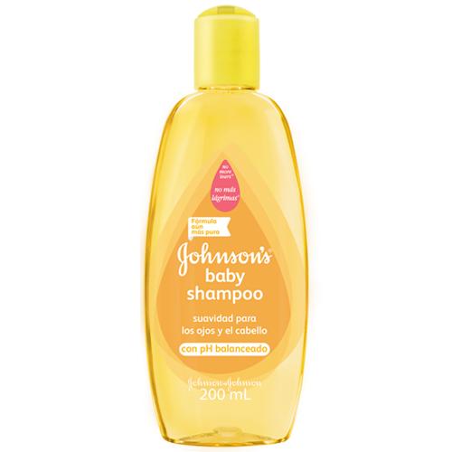 Shampoo ph balanceado johnson 39 s baby johnson 39 s for Johnson johnson argentina