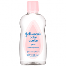 Aceite Puro JOHNSON'S® baby
