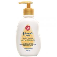 dd4b51097 Crema Hidratante Recién Nacido JOHNSON S® baby