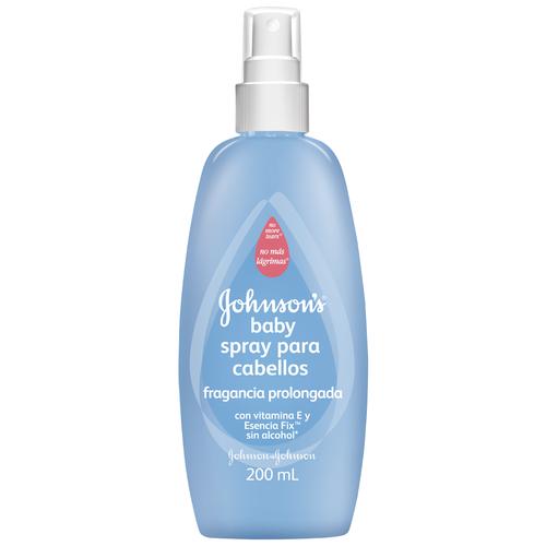 Spray Fragancia Prolongada JOHNSON\u0027S baby