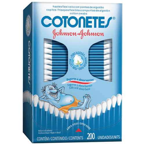 Cotonetes johnson 39 s for Johnson johnson argentina