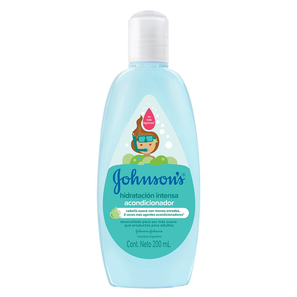 Acondicionador Hidratación Intensa JOHNSON'S®