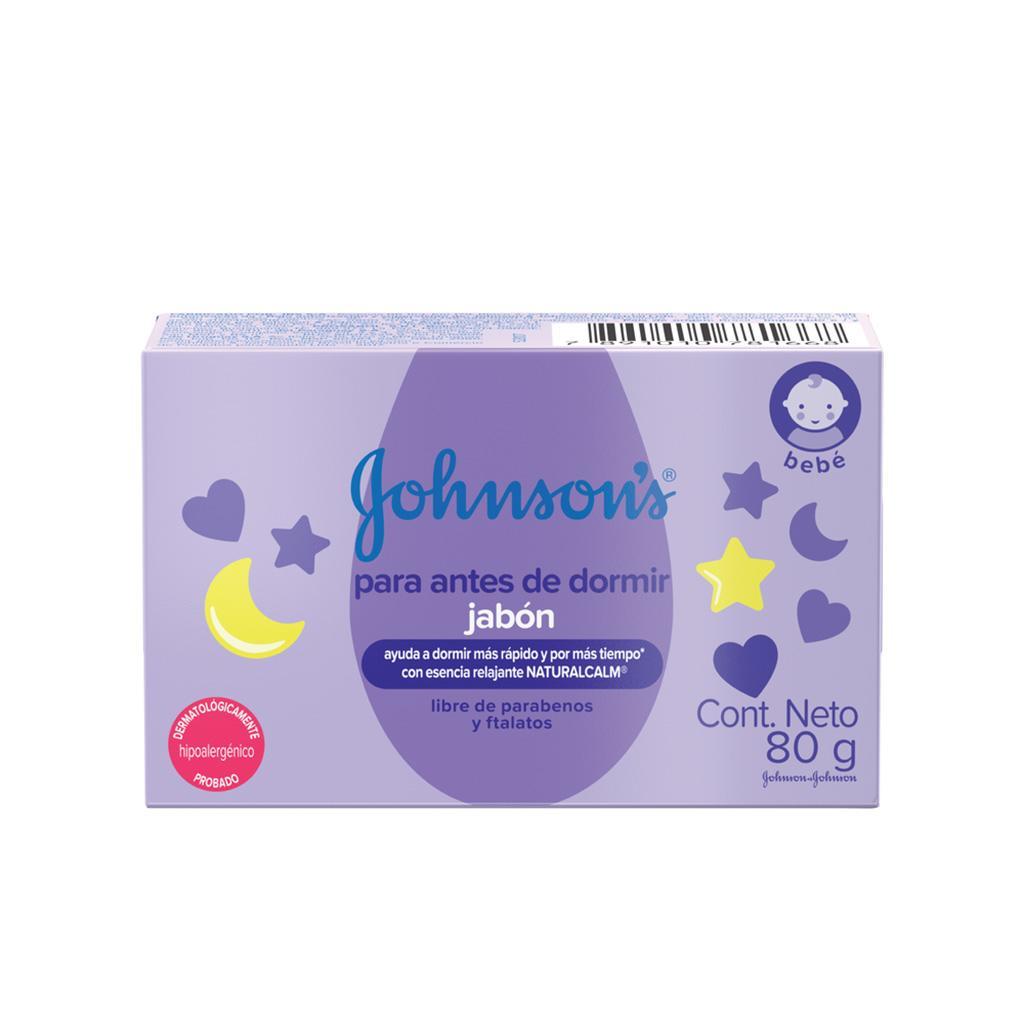 Jabón Antes de Dormir JOHNSON'S®