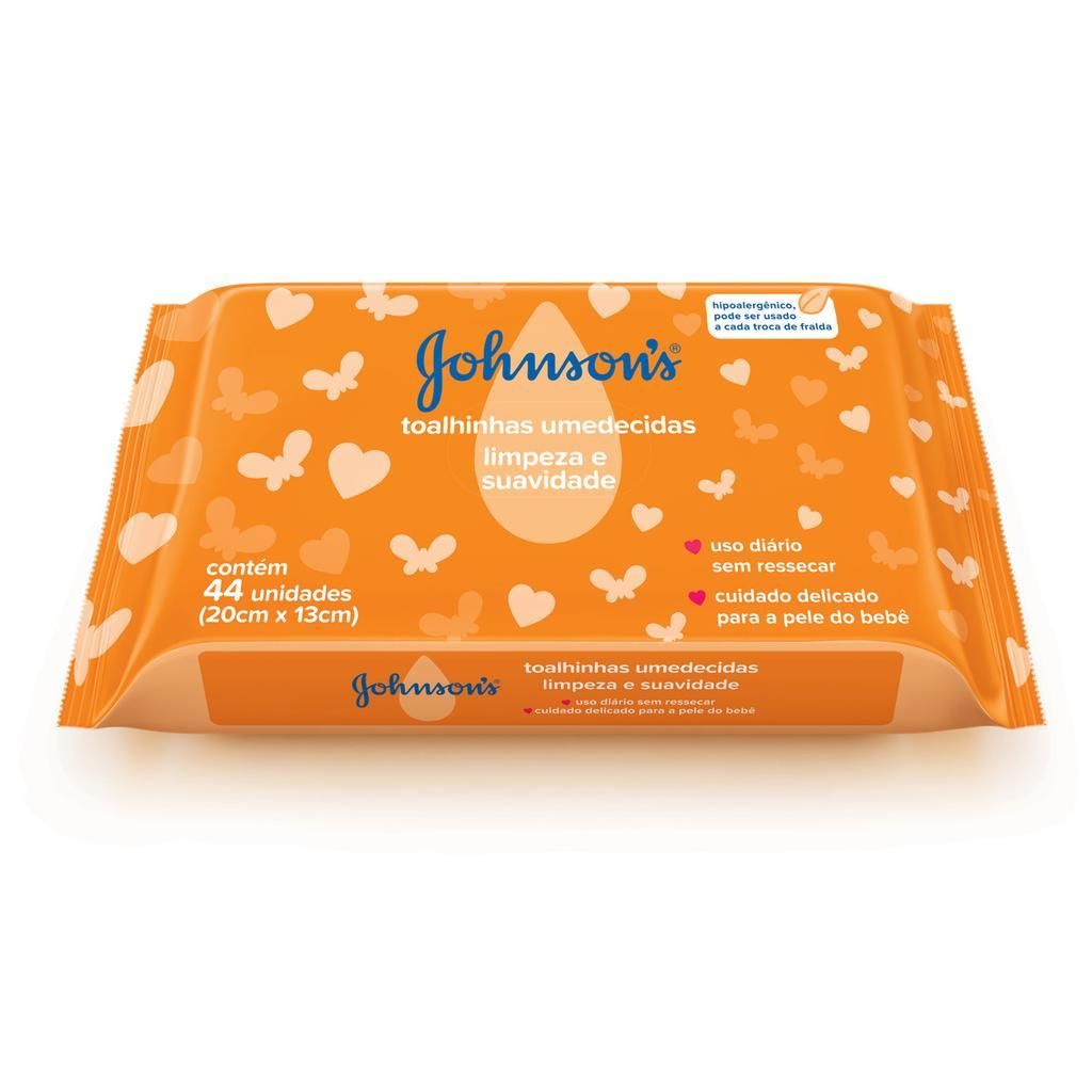 Toallitas Húmedas Limpieza y Suavidad JOHNSON'S® baby