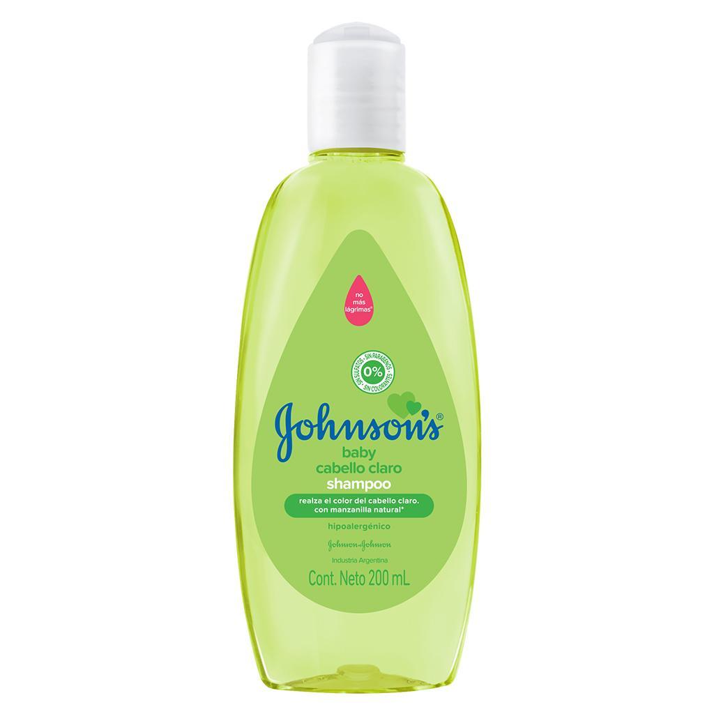 Shampoo Cabello claro JOHNSON'S®