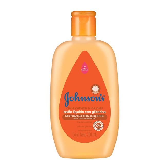 Baño líquido Glicerina JOHNSON'S®